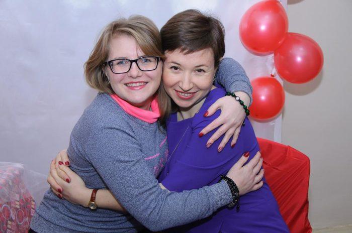 Алена Щербюк и Татьяна Лемешко. Фестиваль РестАрт