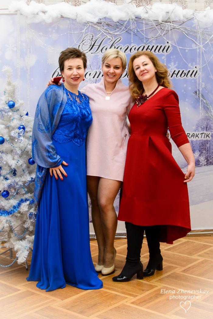 Первый благотворительный бал Елены Тарариной